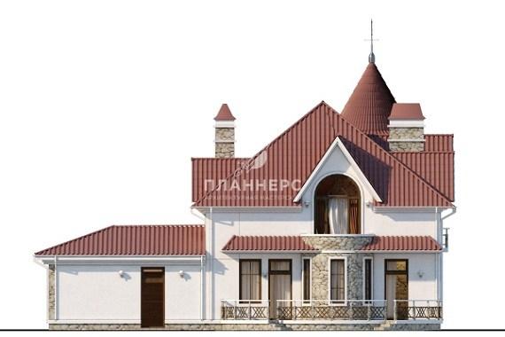 Проект Планнерс 014-210-1МГ  фасад