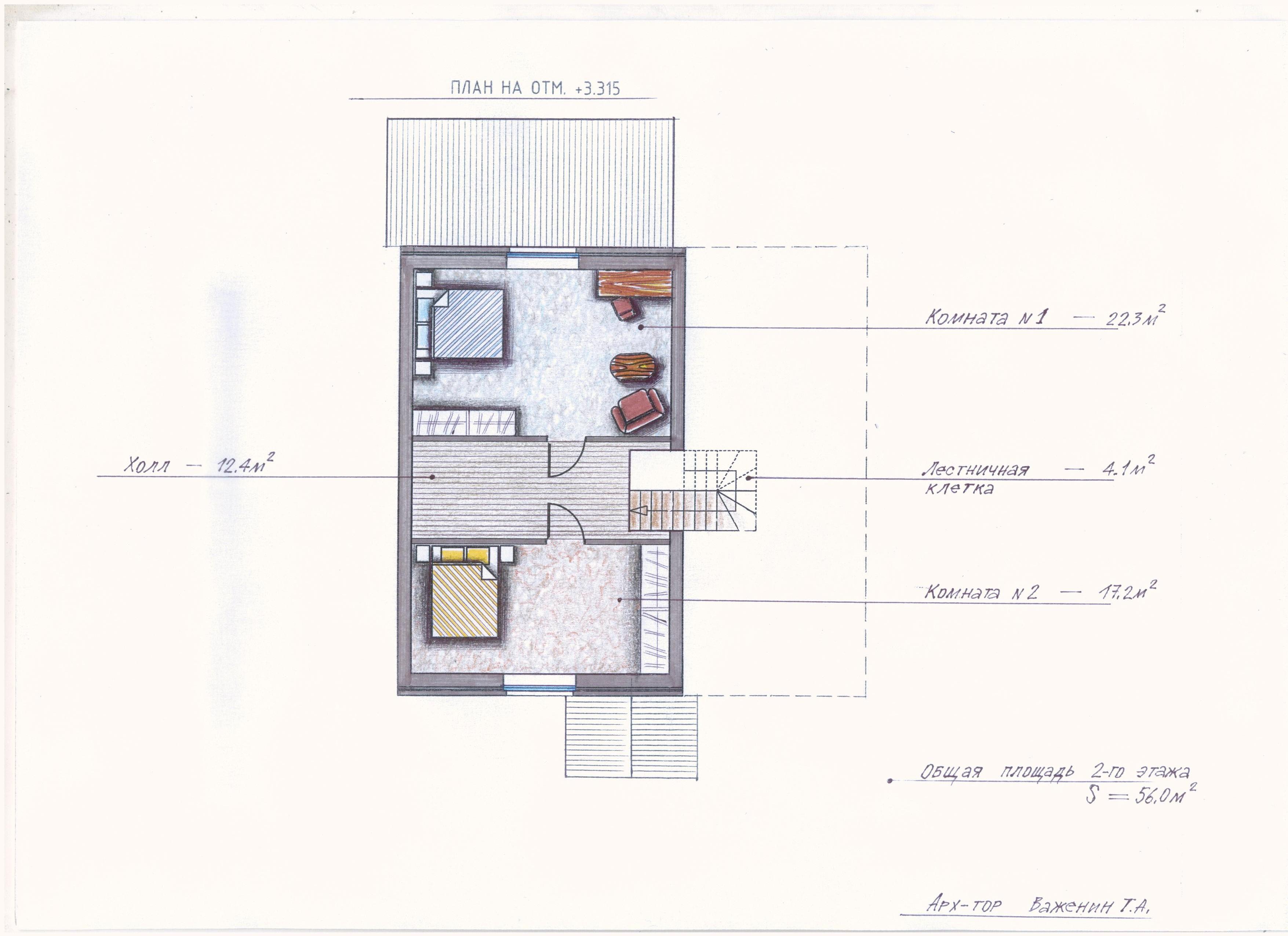 Проект Иж-381 план