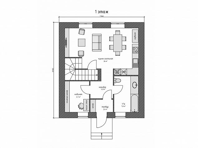 Проект B-109 план