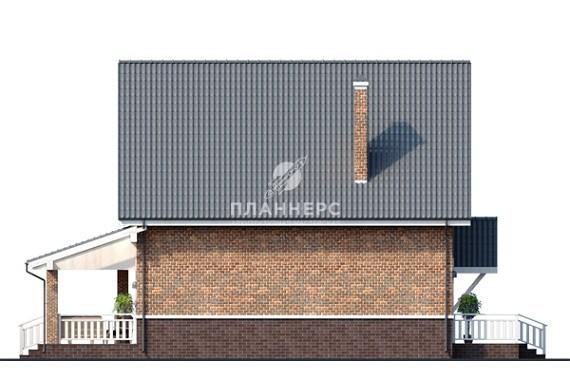 Проект Планнерс 034-172-1МГ фасад