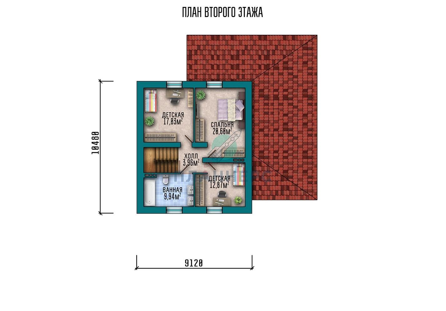 Проект Планнерс 034-172-1МГ план
