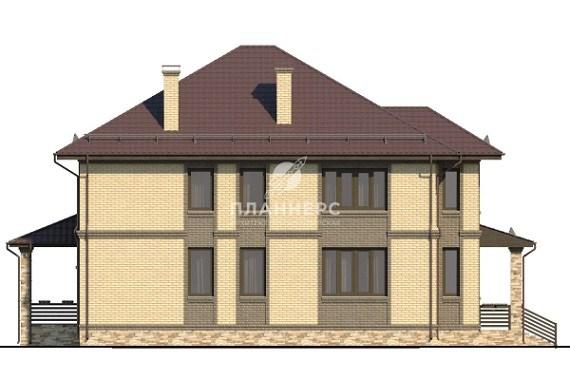 Проект Планнерс 015-200-2 фасад