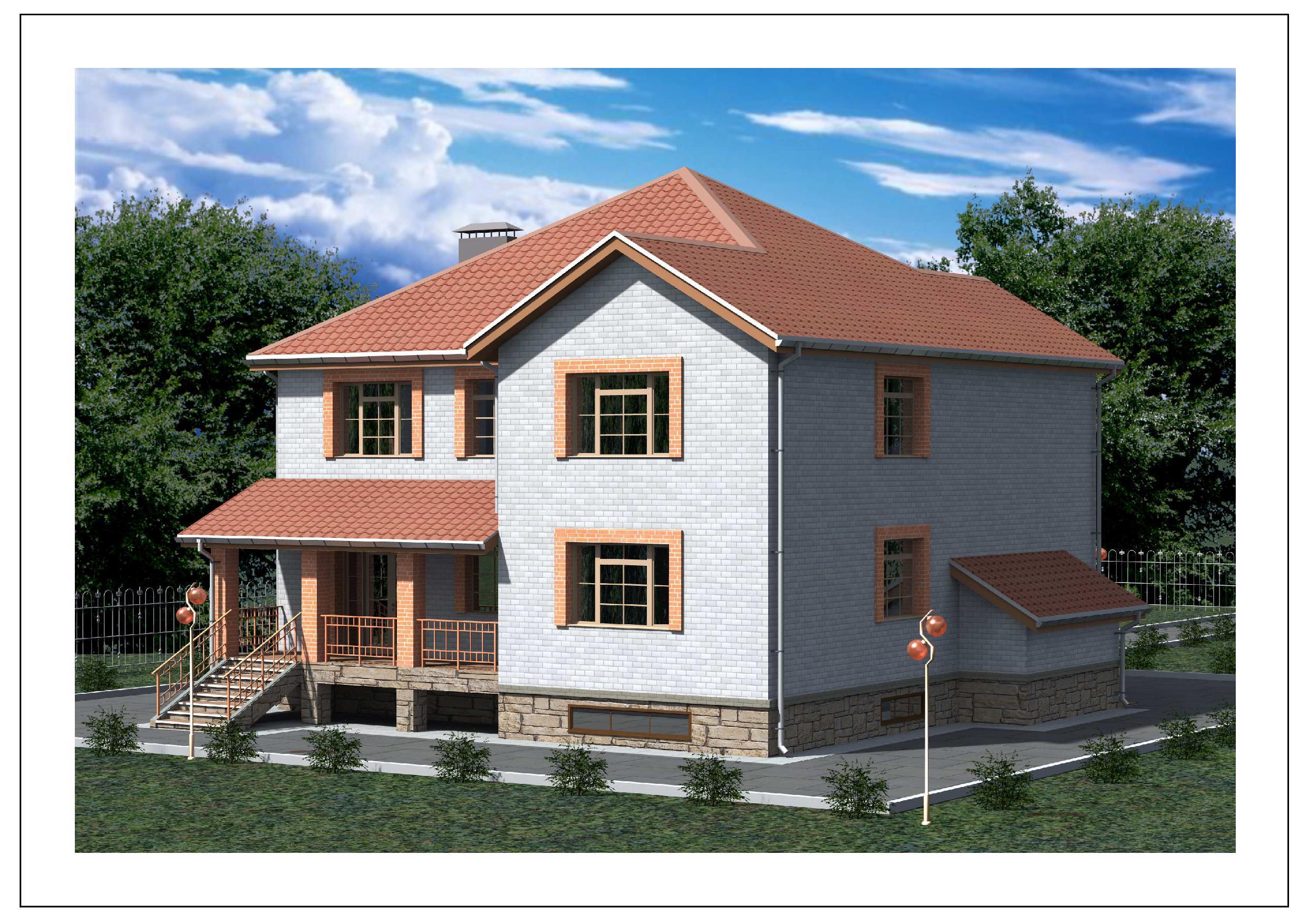 Проект 05.13 фасад