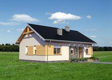 Проект дома 4m3440 фасад