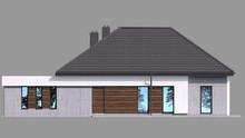 Проект дома 4m722 фасад