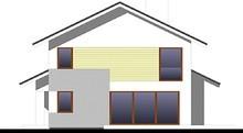 Проект дома 4m745 фасад