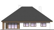 Проект дома 4m764 фасад