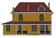 Проект дома 4m4702 фасад