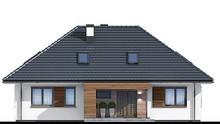 Проект дома 4m7133 фасад
