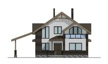 Проект дома 4m721 фасад