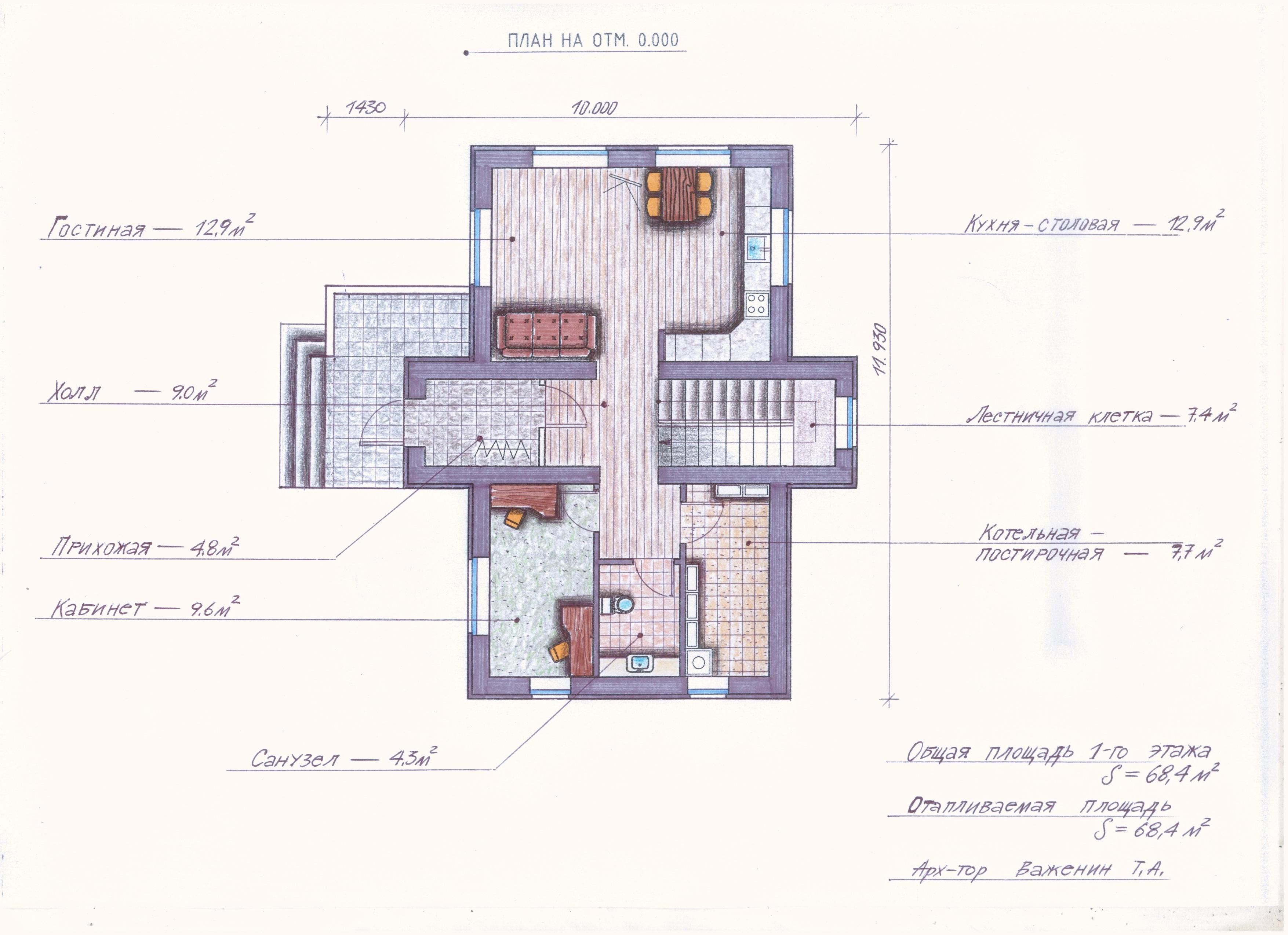 "Проект ""Иж-386"" план"