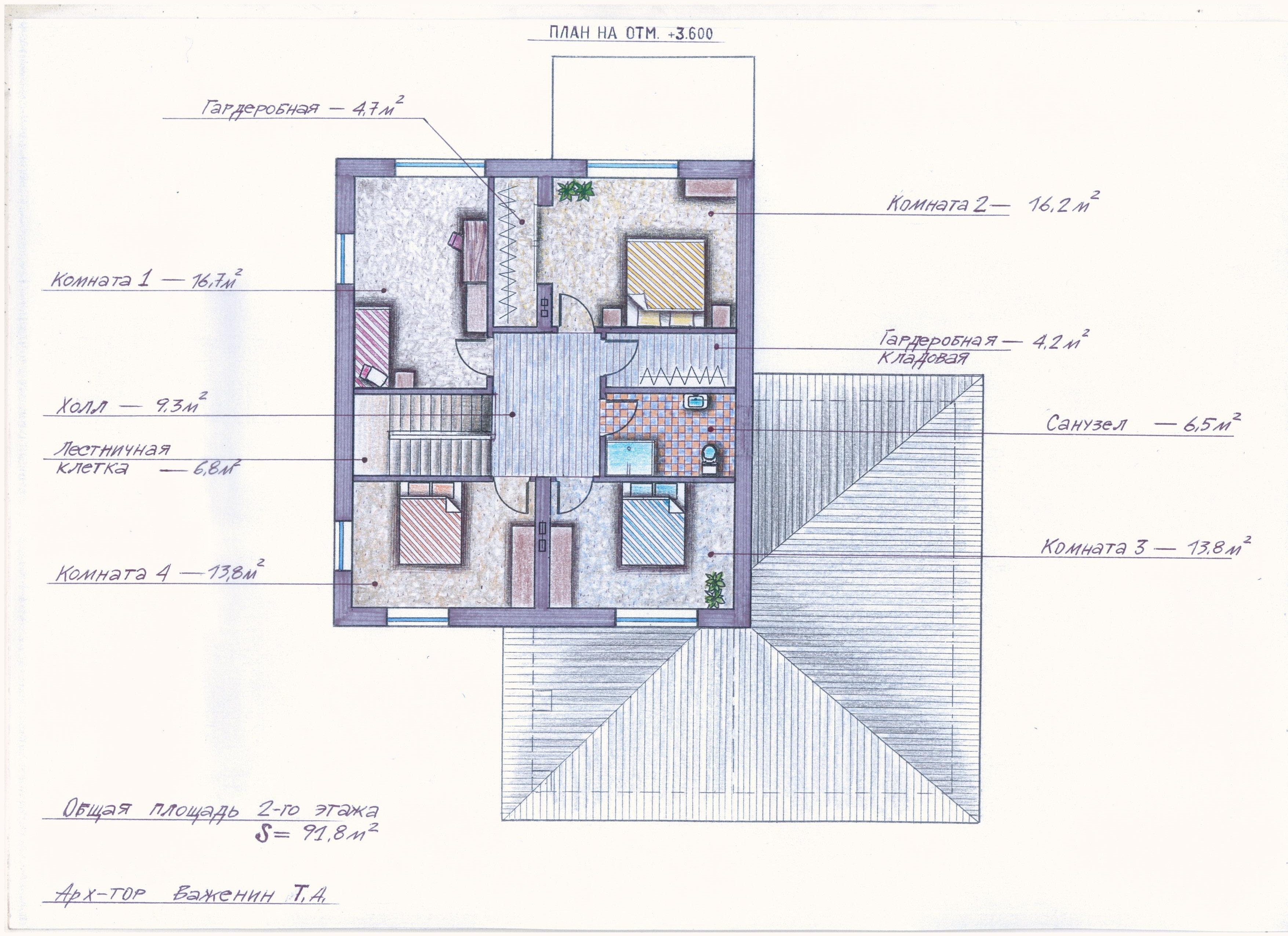 "Проект ""Иж-392"" план"