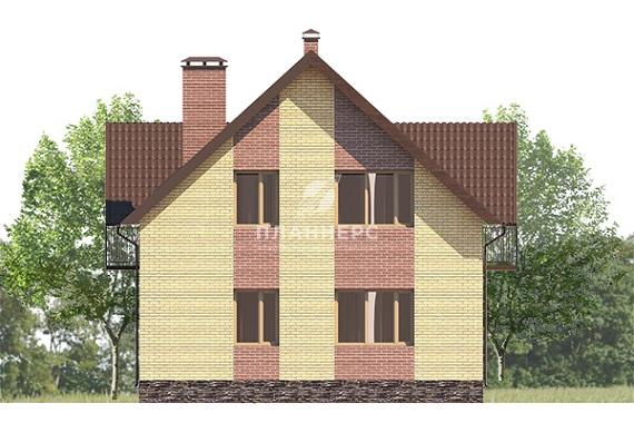 Проект Планнерс 003-116-1М фасад
