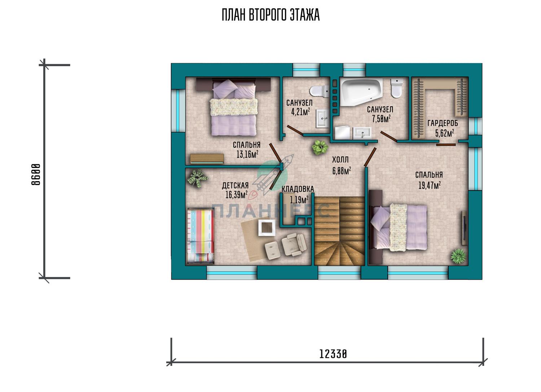 Проект Планнерс 058-163-2 план