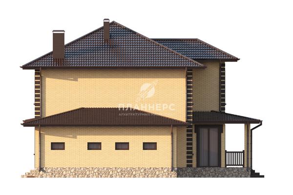 Проект Планнерс 064-219-2Г фасад