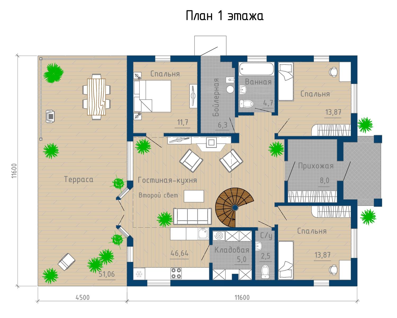 Проект А253 план