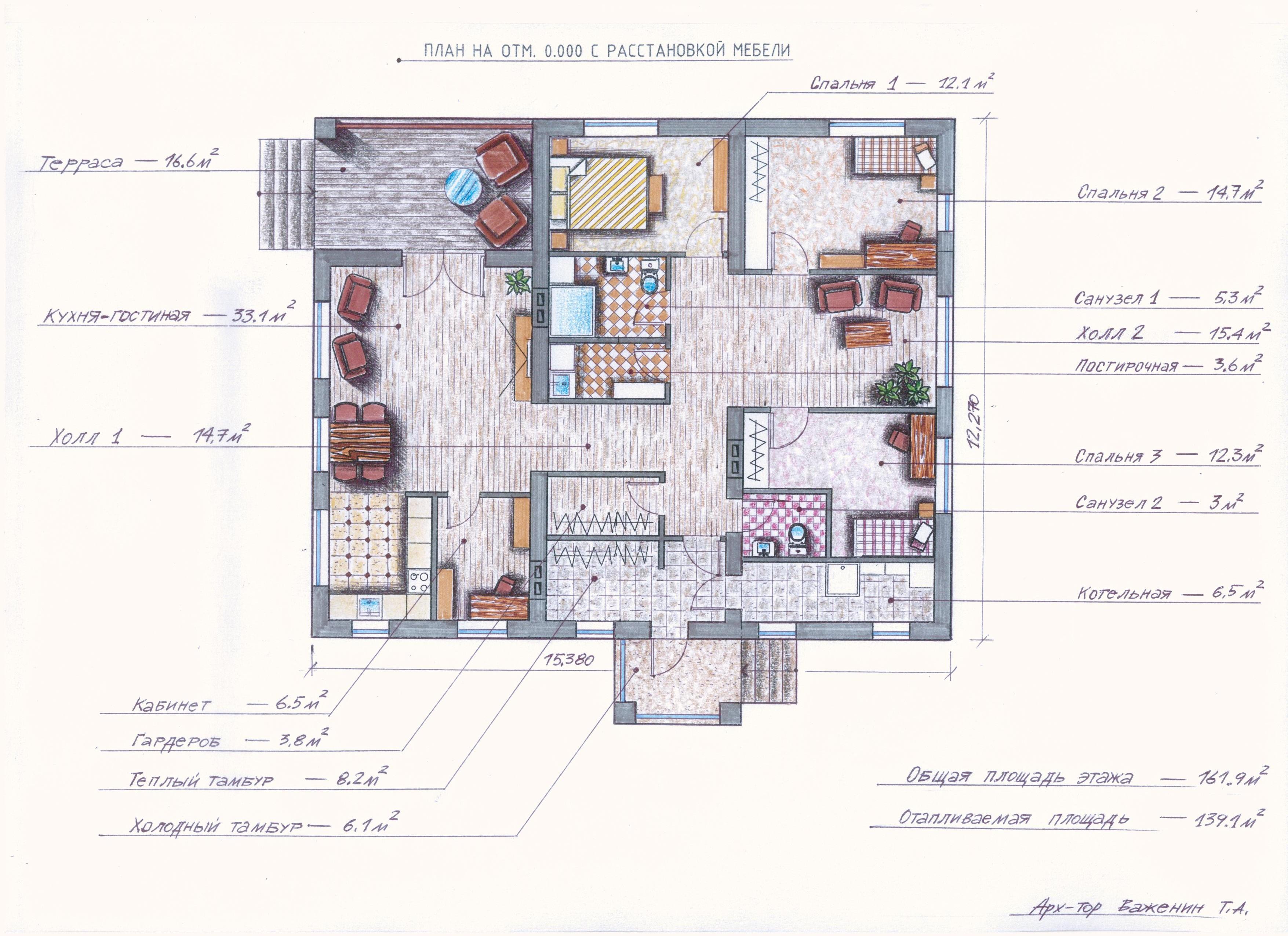 Проект Иж-413 план