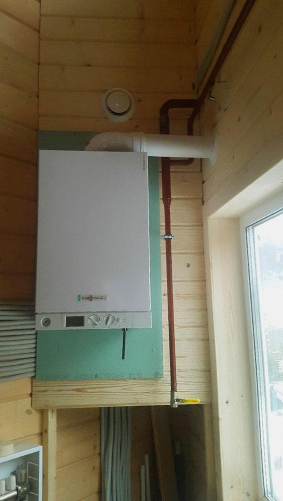 Выбираем помещение для установки газового котла