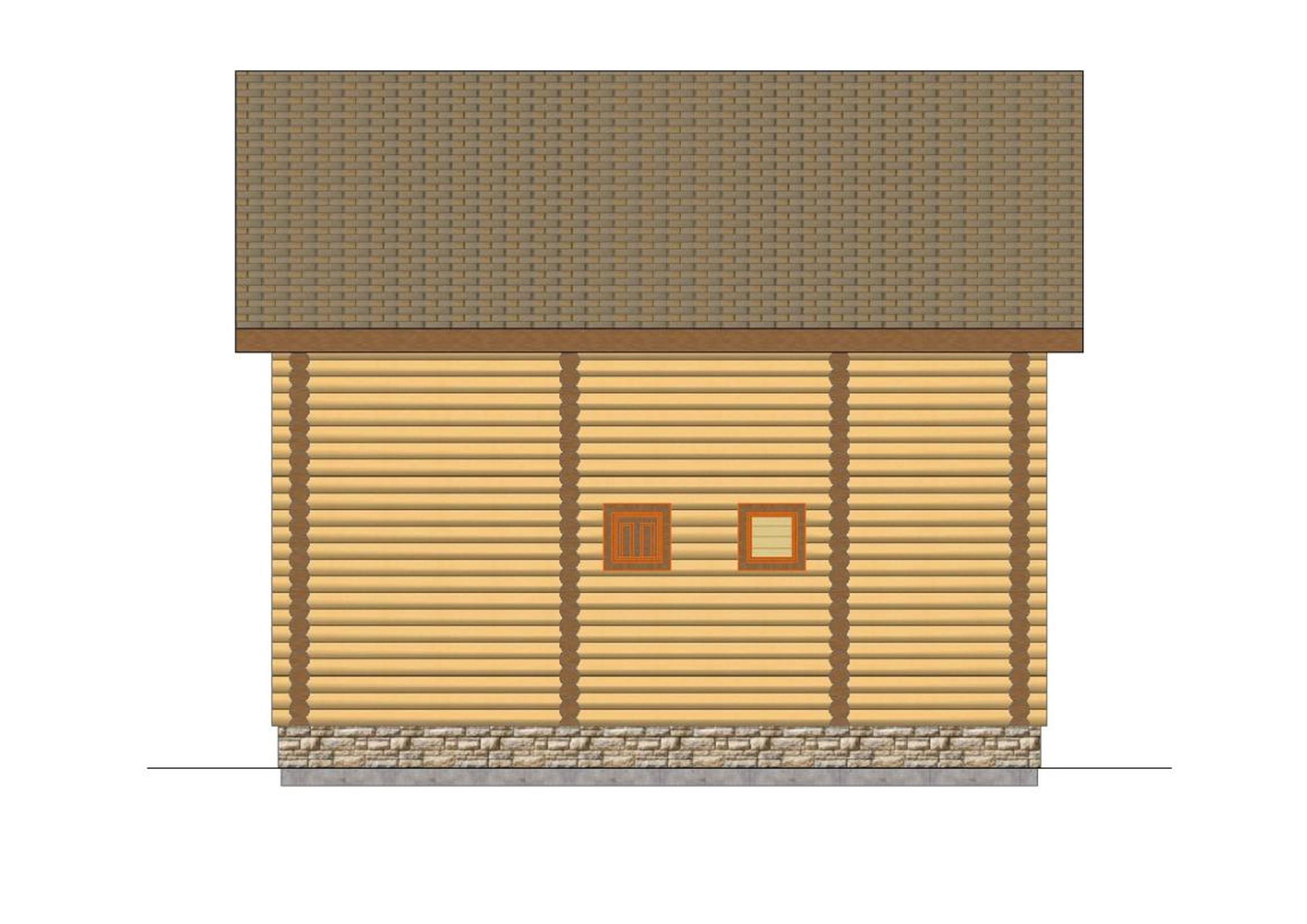 №10   S общ. –      73.6 м2 фасад