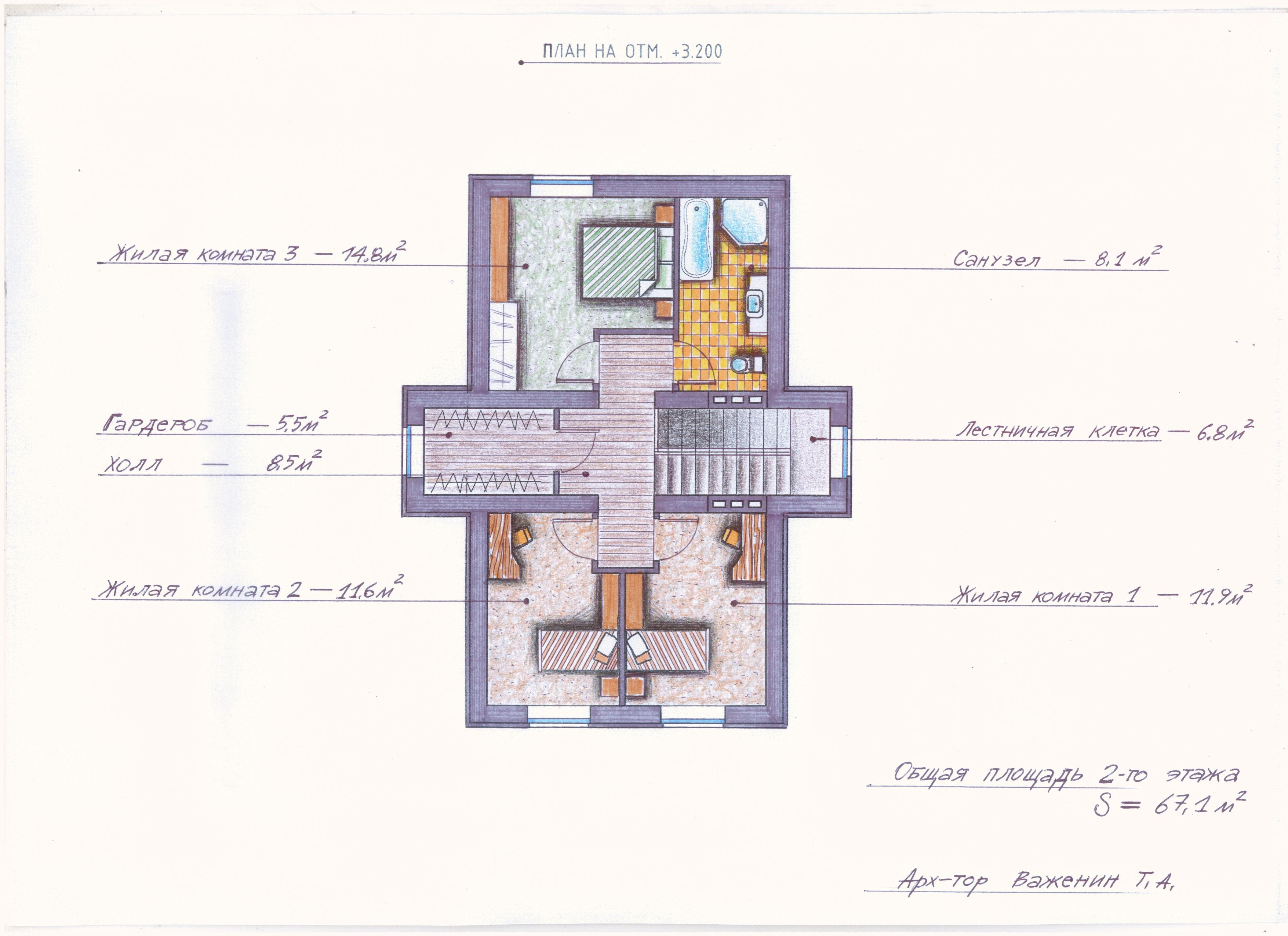 "Проект ""Иж-409"" план"