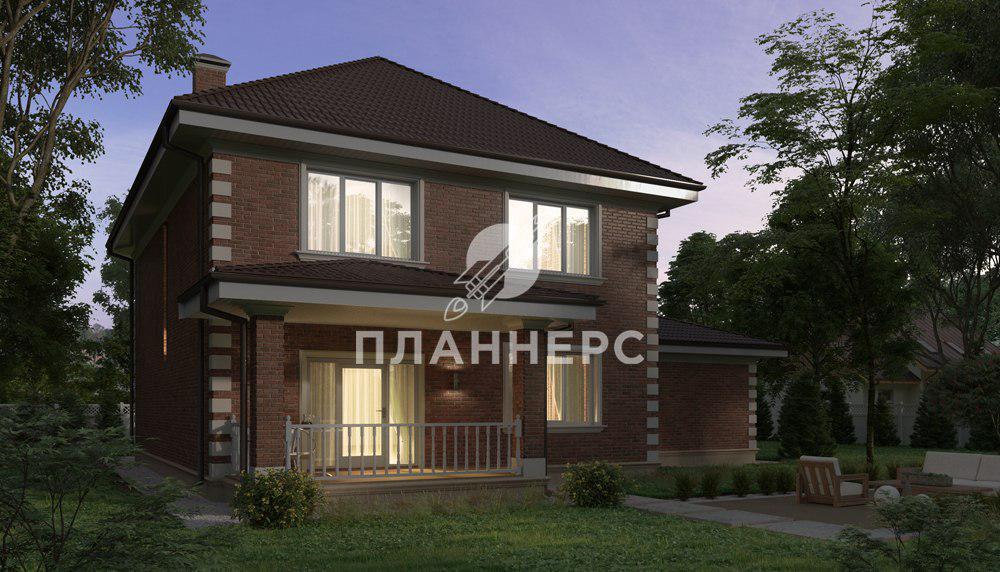 Проект Планнерс 094-216-2Г фасад