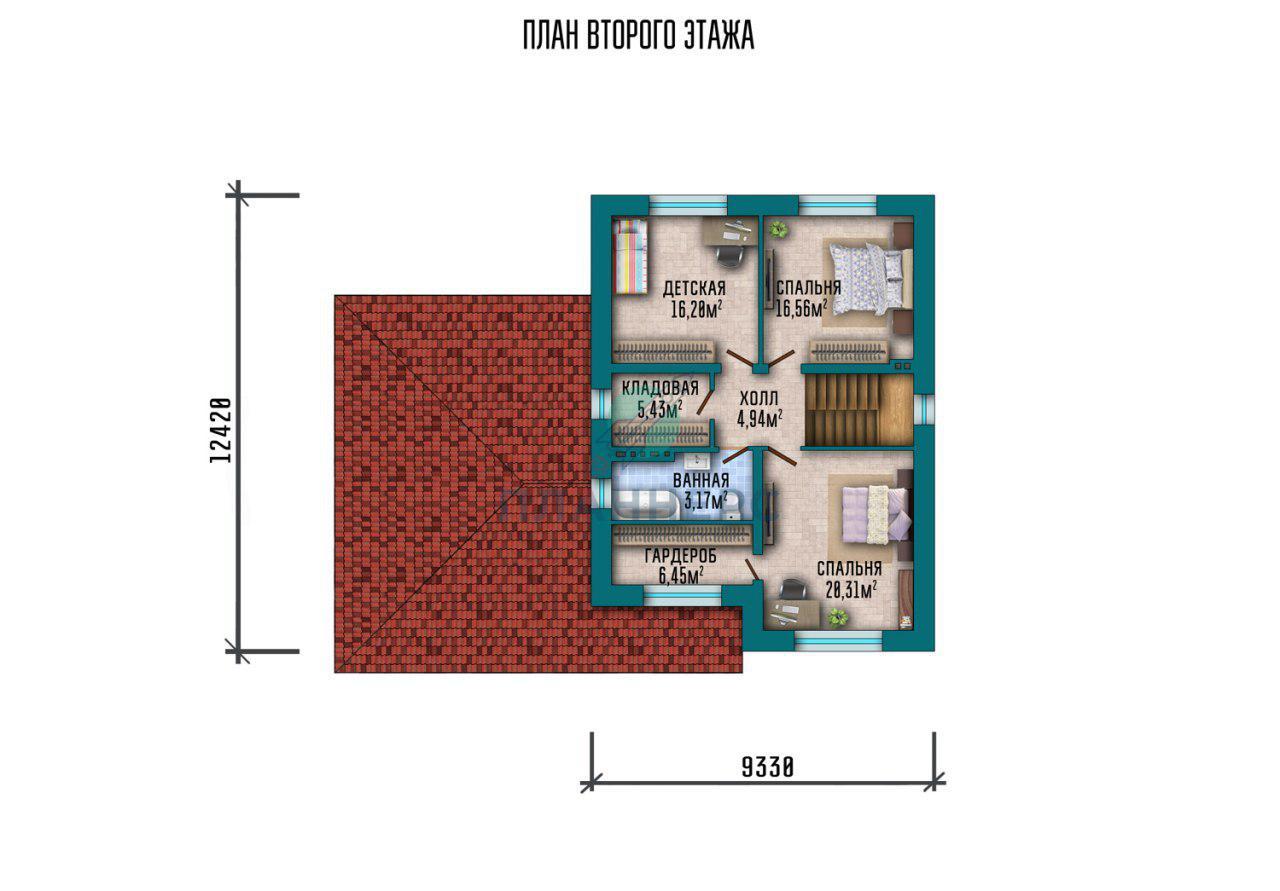 Проект Планнерс 094-216-2Г план