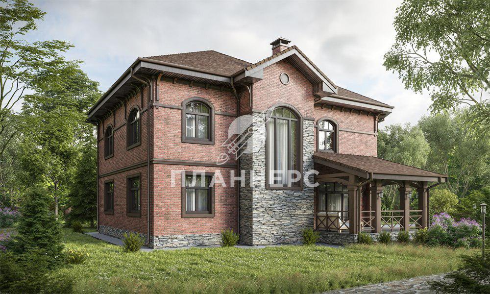 Проект Планнерс 074-222-2 фасад