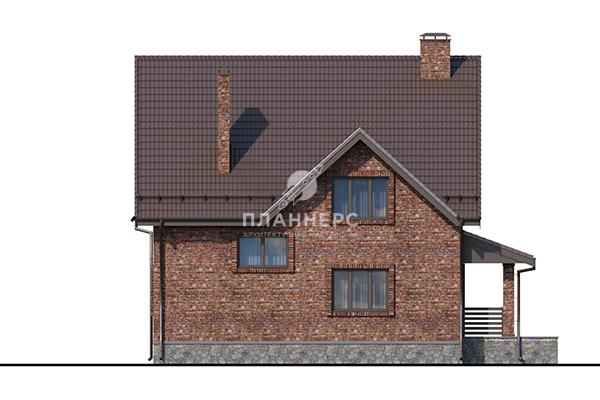 Проект Планнерс 098-178-1М фасад