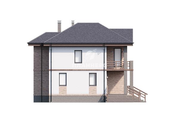 Проект Планнерс 088-144-2 фасад
