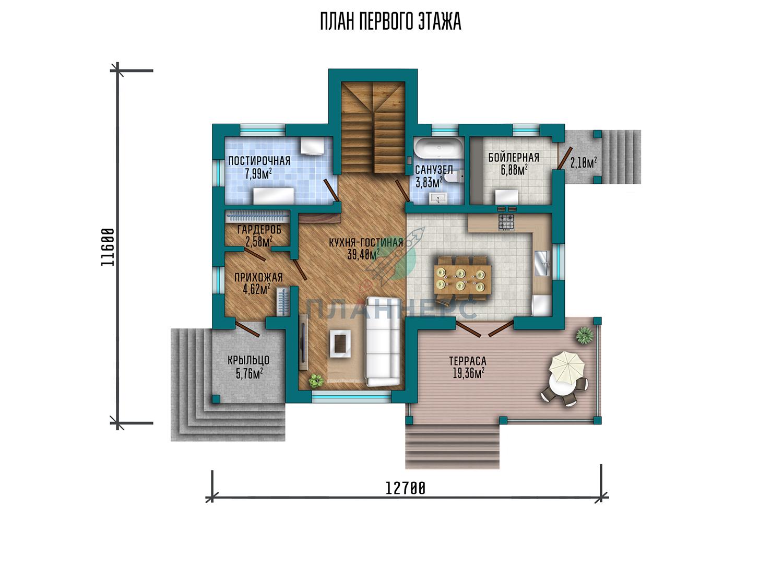 Проект Планнерс 088-144-2 план