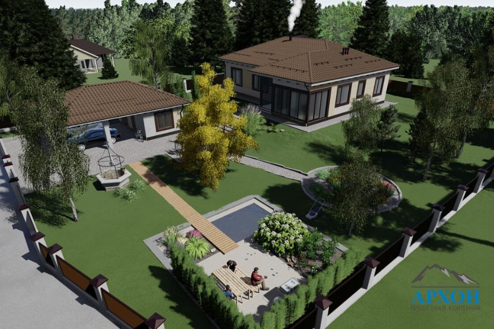 Проект А 174 фасад