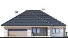 Проект дома 4m899 фасад