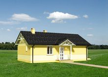 Проект дома 4m3717 фасад