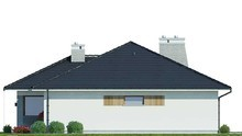 Проект дома 4m429 фасад