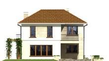 Проект дома 4m510 фасад