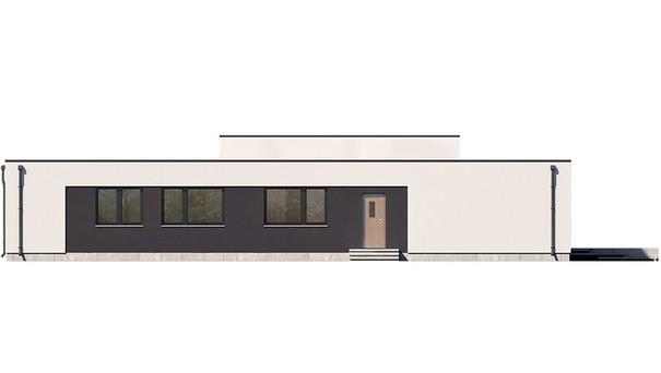 Проект дома 4m7129 фасад