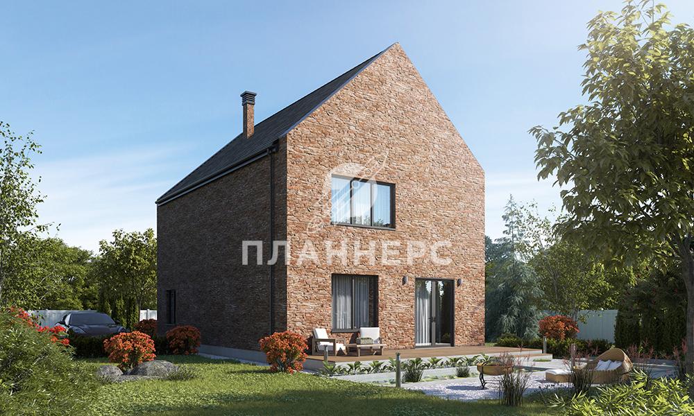 Проект Планнерс 104-147-2 фасад