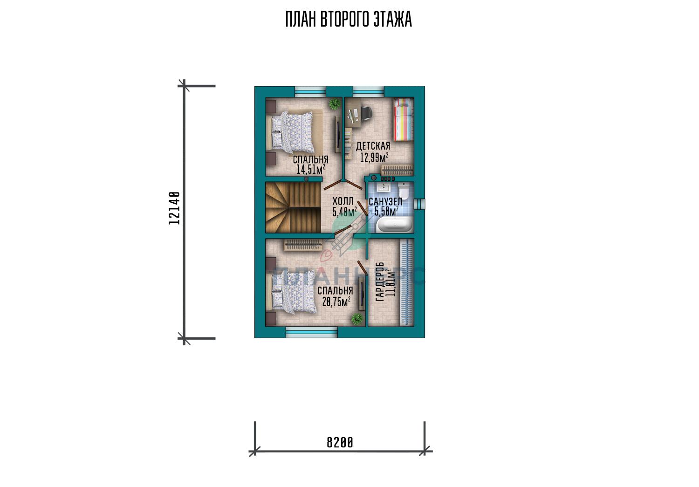 Проект Планнерс 104-147-2 план