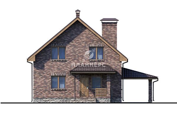 Проект Планнерс 079-137-1МГ фасад