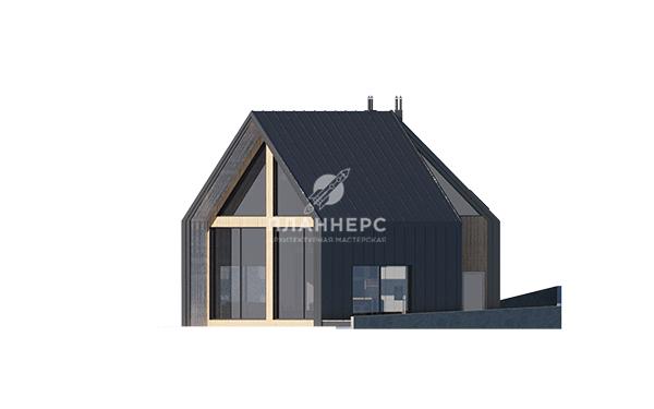 Проект Планнерс 117-234-1М фасад