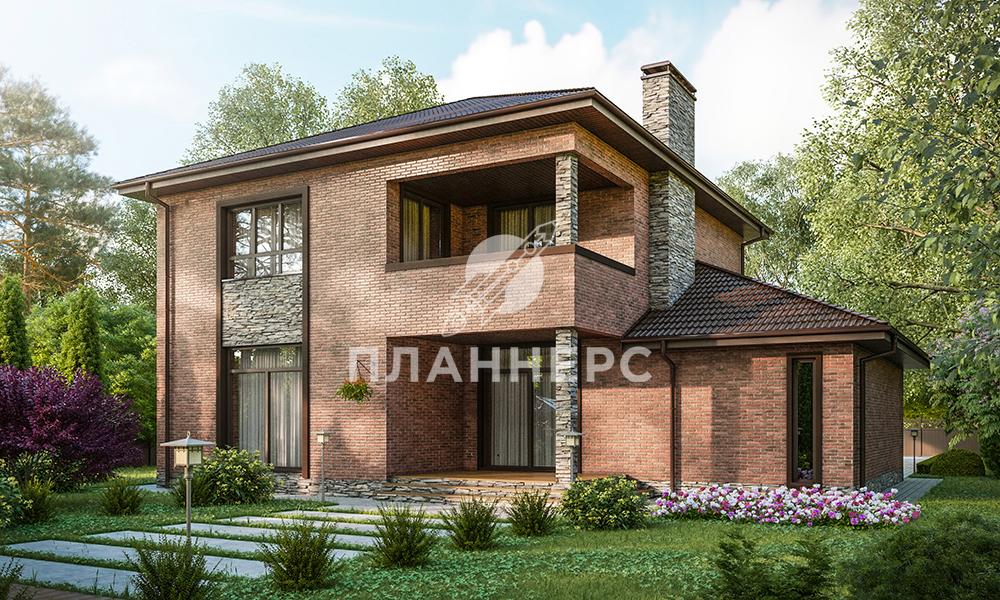 Проект Планнерс 127-204-2Г фасад