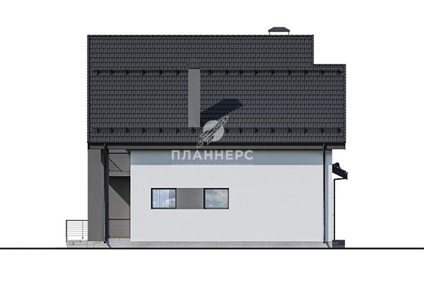 Проект Планнерс 126-264-1М фасад