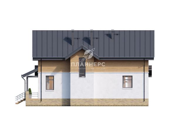 Проект Планнерс 085-199-1М фасад