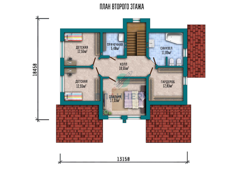 Проект Планнерс 085-199-1М план