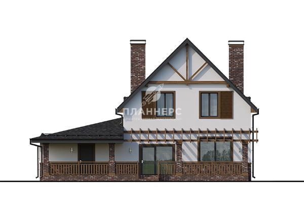 Проект Планнерс 119-224-1МГ фасад