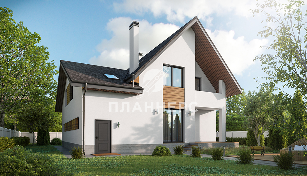 Проект Планнерс 120-198-1МГ фасад