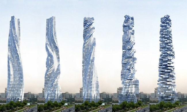 Здания и сооружения: основные типы