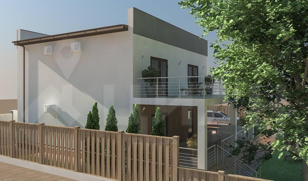 Проект дома 160 кв.м // Артикул Ли-223 фасад